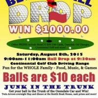 Beth's Ball Drop Fundraiser