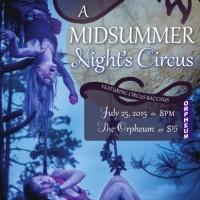 A Midsummer Night's Circus