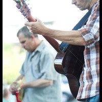 Concerts on the Square: Dave Logan Acoustic Duo