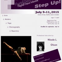 Step Up Summer Dance Intensive
