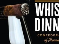 Cigars & Stars Whiskey Dinner