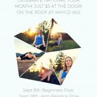 Yoga Party: Beginner Friendly Edition