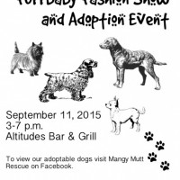 Furrbaby Fashion Show and Adoption Event