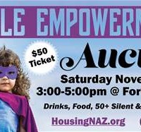 Purple Empowerment Auctions for Violence Survivors