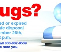 Dump the Drugs and Shred-a-thon