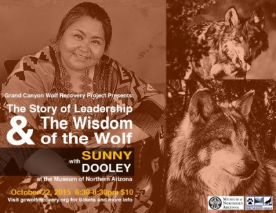 The Story of Leadership & the Wisdom of the Wolf