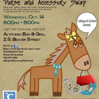 Soroptimist Purse and Accessory Swap