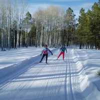 Nordic Center Opening Day