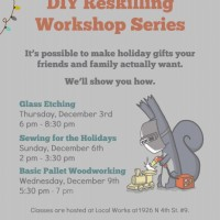 Sewing for the Holidays Workshop