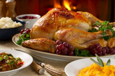 Thanksgiving Day Brunch at the DoubleTree Hotel
