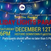 Vora Financial Holiday Lights Parade