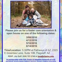 Foster Care Information Night