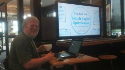 Search Engine Optimization (SEO)   Flag Tech Talk lecture
