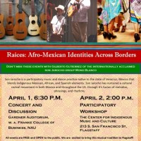 Raices: Afro-Mexican Identities Across Borders