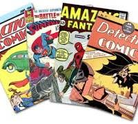 Free Comic Book Day & Food Drive