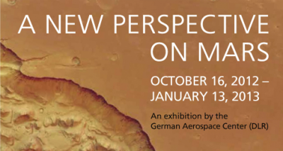 A New Perspective on Mars: The Red Planet in 3D