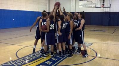 NAU Women's Basketball vs. Portland State