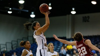NAU Women's Basketball vs. North Dakota