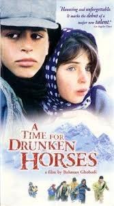 """A Time for Drunken Horses"""