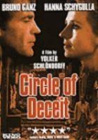 """Circle of Deceit"" (Die Faelschung)"