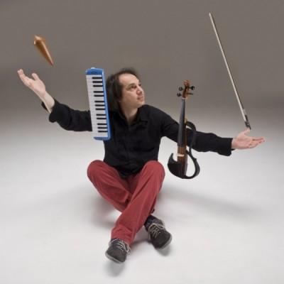Luca Ciarla in Concert at NAU
