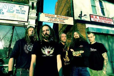 In Flames with Demon Hunter, All Shall Perish & Battlecross