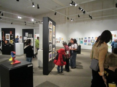 Youth Art Opening Reception
