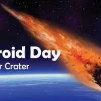 Asteroid Day at Meteor Crater