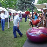 Flagstaff Art in the Park Labor Day Show