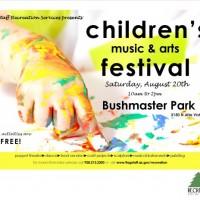 Children's Music and Arts Festival