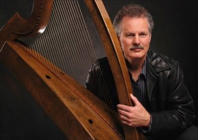 Patrick Ball: Celtic Harp & Spoken Word