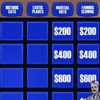 Batman Jeopardy Game