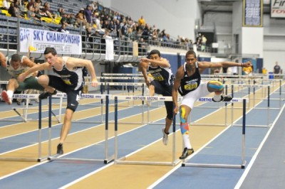 NAU Tune-Up Track and Field Meet