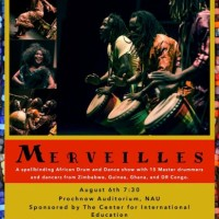 Merveilles: A Night of African Drum and Dance