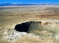 Book Signing at Meteor Crater