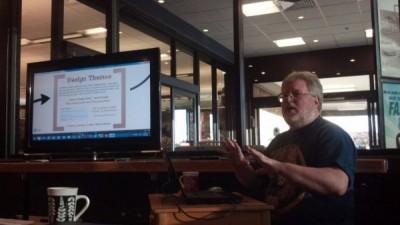 LinkedIn Tips & Tricks | Flag Tech Talk lecture