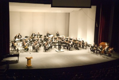 NAU Chamber and Symphony Orchestra Concert