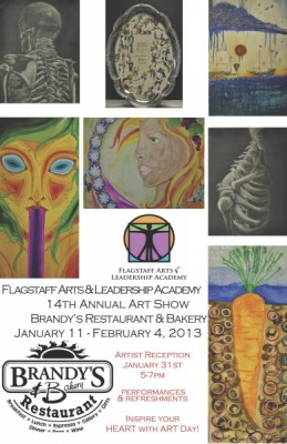 14th Annual FALA Student Art Exhibition
