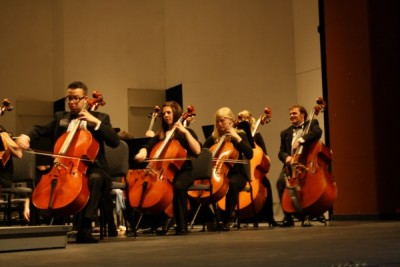 The Winners of the Annual NAU School of Music Concerto Competition