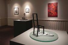 2013 School of Art Faculty Exhibition Reception