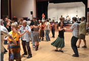 Evening Contra Dance