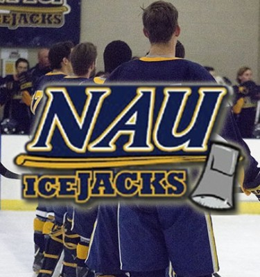 Northern Arizona University Ice Jacks Hockey