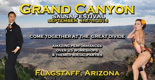 Grand Canyon Salsa Festival