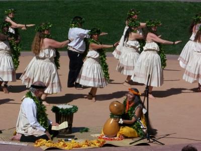 Halau Hula Napuaokalei`ilima