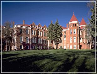 Ashurst Hall
