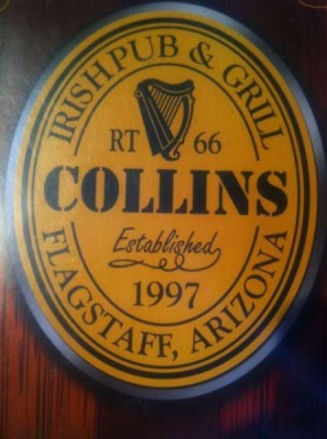 Collins Irish Pub Speakeasy